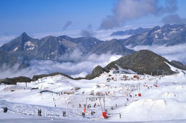 Les Deux Alpes arranca su temporada de esquí de verano el 18 de junio mejor que nunca