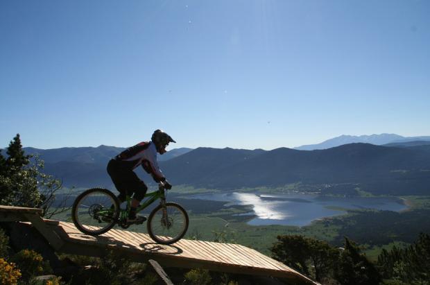 Les Angles, arranca la temporada con un Bike Park de leyenda