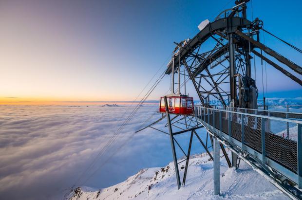 Les Arcs presenta sus novedades para la temporada de esquí 2019-20