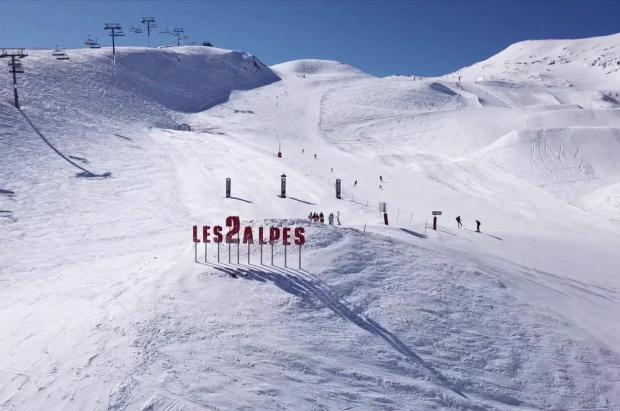Les 2 Alpes anuncia su apertura el 6 de junio para el esquí de verano a pesar del COVID-19