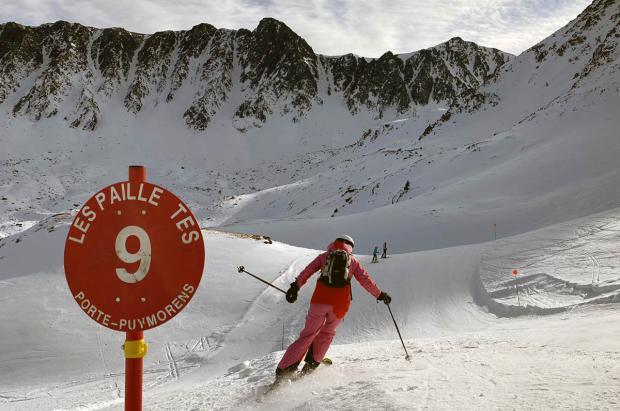 Las estaciones de la vertiente francesa de los Pirineos continuarán abiertas