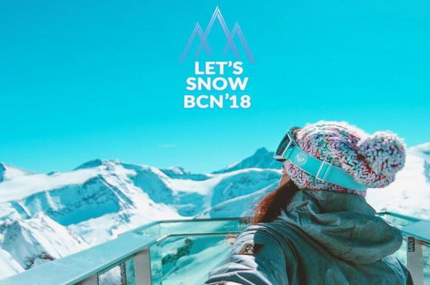 Llega el festival Let's Snow Barcelona. Te contamos como conseguir tu entrada 2X1