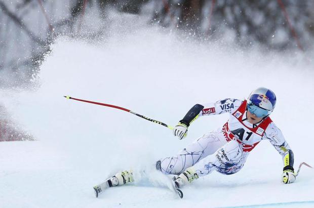 Lindsey Vonn abandonará los esquís a final de temporada en Soldeu, gane o pierda