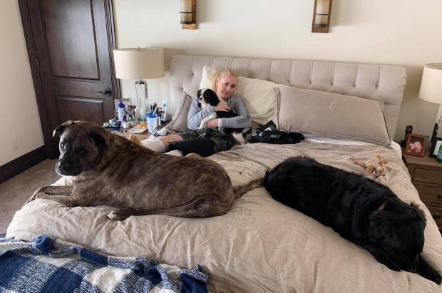 Lindey Vonn explica en primicia en las redes sociales la operación de su rodilla izquierda