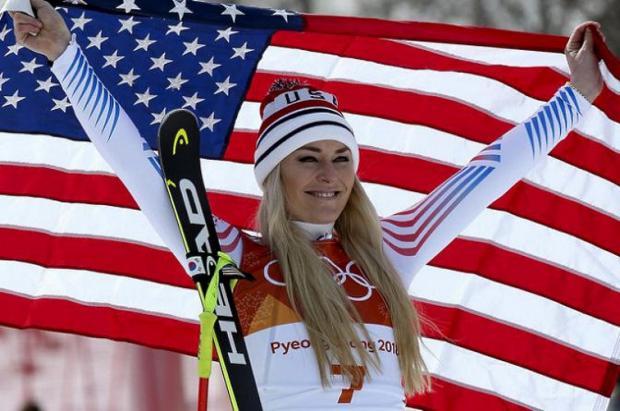 La esquiadora Lindsey Vonn, premio Princesa de Asturias del Deporte 2019