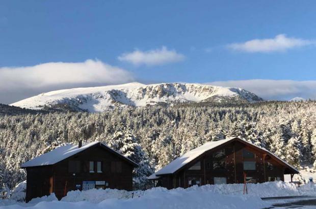 Tuixent-La Vansa y Lles abren circuitos para el esquí nórdico