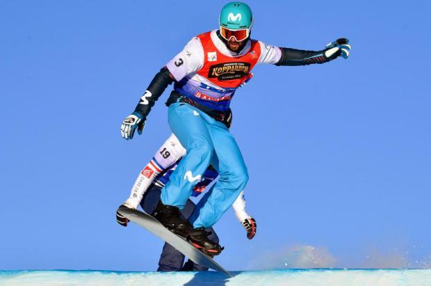 ¡Grande Lucas Eguibar! Plata en la prueba de Copa del Mundo de Reiteralm, Austria