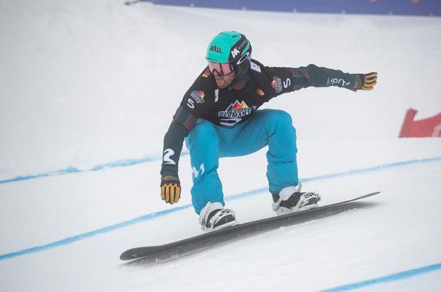 Lucas Eguibar, 7º en la Copa del Mundo FIS SBX de Feldberg