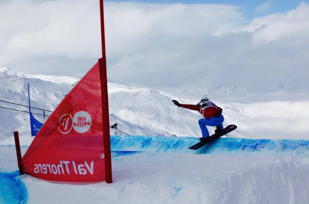 Lucas Eguibar y Regino Hernández lucharán en Feldberg por un podio en la Copa del Mundo FIS SBX