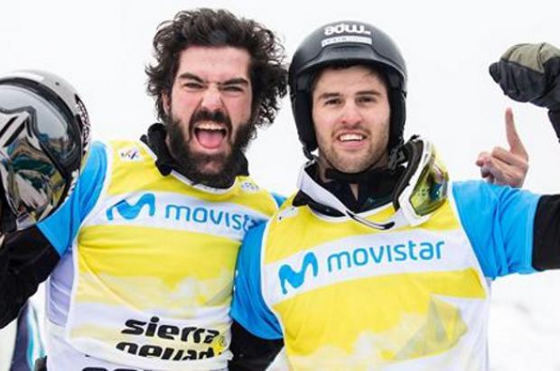Llegan los Campeonatos de España y Copa de España SBX y Skicross en Sierra Nevada