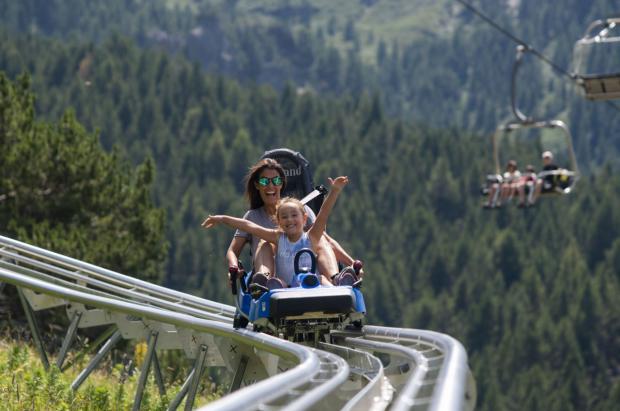 Más de 150 forfaits vendidos del Forfait conjunto Andorra 3 Parks