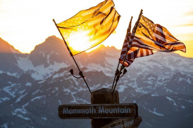 Mammoth pone fin a una temporada de 260 días de esquí antes de lo previsto
