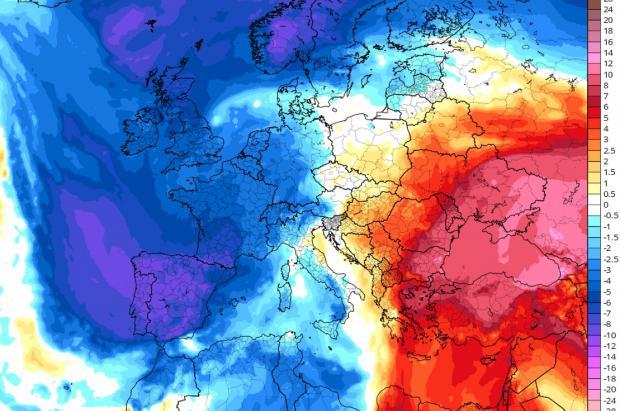 Las nevadas de hasta 100cm previstas podrían avanzar apertura de algunas estaciones