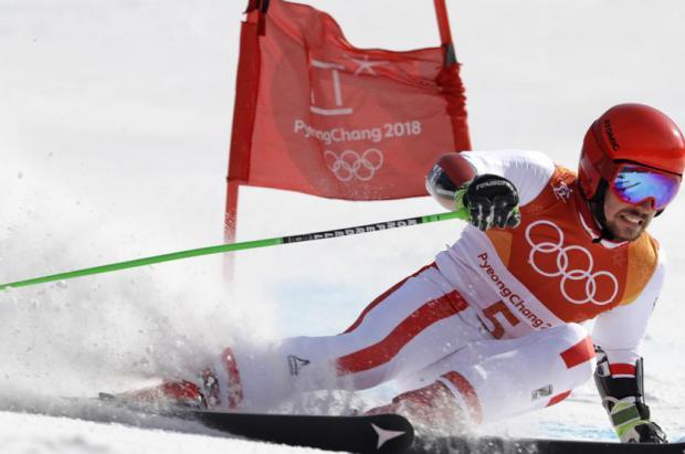 Hirscher sigue alimentado su leyenda con el segundo oro