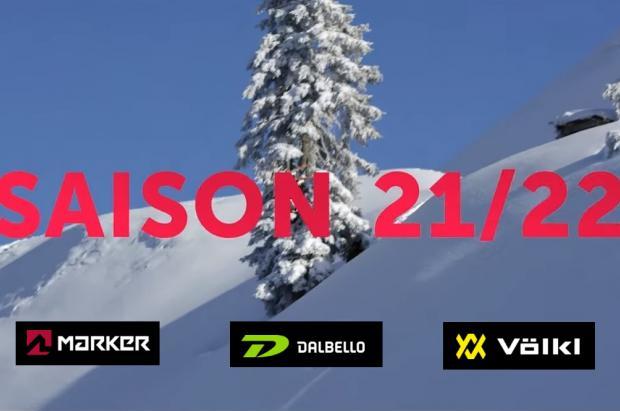 Avance novedades Volkl-Dalbello-Marker invierno 2021-22