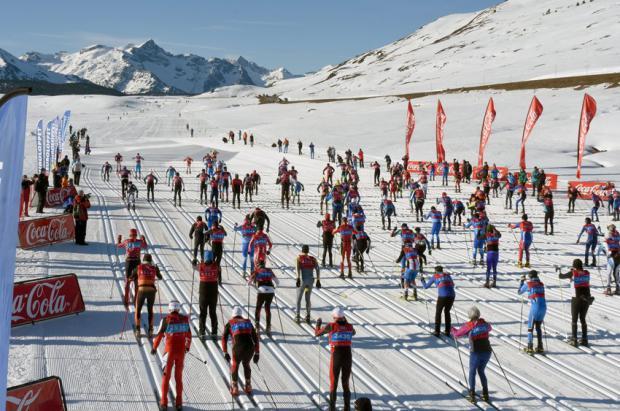 Baqueira Beret será el de las finales del esquí de fondo, la OPA Cup (FIS)