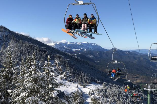Masella despide a los 3 días del Puente con 20.000 esquiadores en pistas