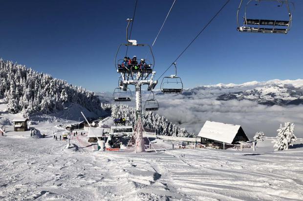Las nevadas a más de 2.000 m han aumentado en el Pirineo catalán los últimos 20 años