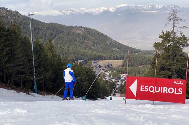 La respuesta de Masella a los esquiadores con forfaits larga duración y abonos pendientes de uso