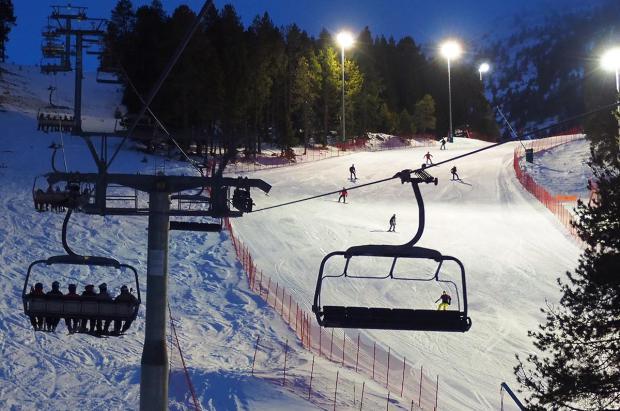 El Esquí Nocturno de Masella supera los 30.000 esquiadores en su sexta temporada