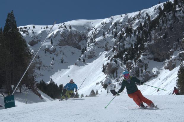 Masella regala 100 euros extras en forfaits a los esquiadores para premiar su fidelidad