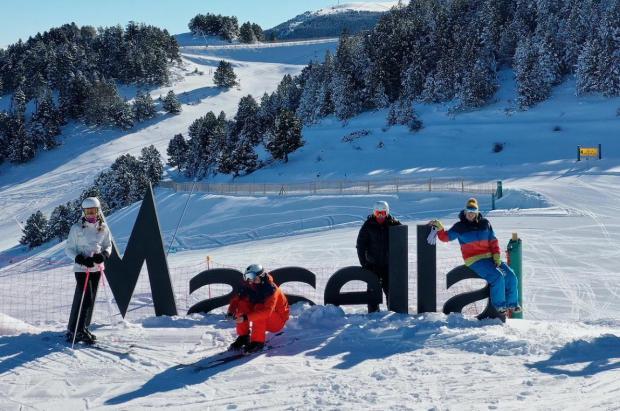 """Masella pone punto final a una temporada """"agridulce"""" con 119 días de esquí"""