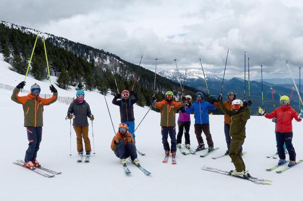 Masella cierra la temporada de invierno batiendo récords, más de 500.000 esquiadores