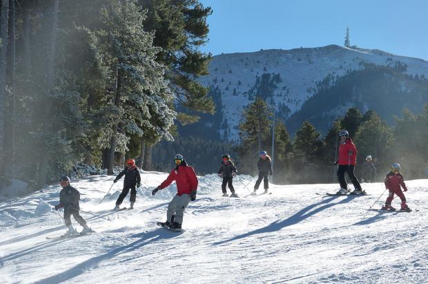 Masella recibe 6000 esquiadores en el Puente de la Constitución