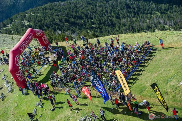 La Maxiavalanche reunirá más de 500 bikers en su quincena edición