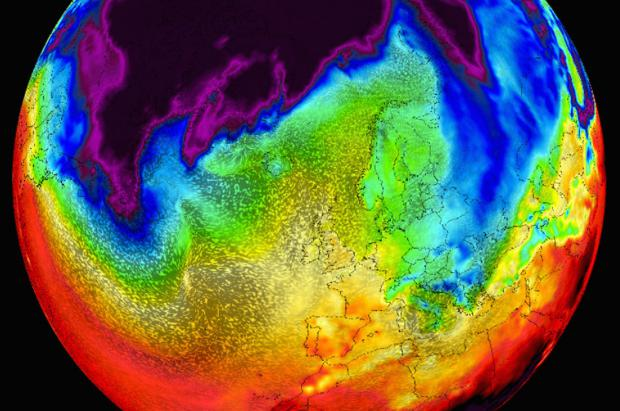 Previsión Meteo Fin de Semana: Sábado y domingo de primavera avanzada con polvo del desierto