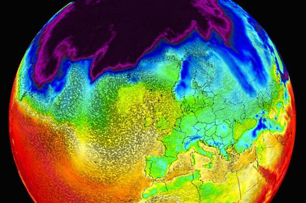 Previsión Meteo Fin de Semana: sábado Anticiclón, domingo llega un cambio en la mitad Península