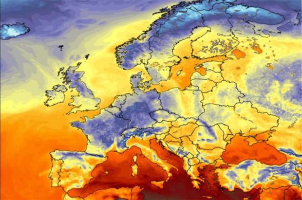 ¿Cómo será el invierno 2019-20? Resumen de los primeros modelos estacionales