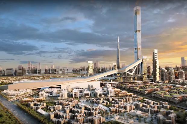 La nueva pista de esquí indoor de Dubái, ¿extravagancia o reclamo turístico?