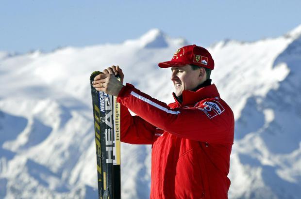 Michael Schumacher: viaje relámpago a París para someterse a un tratamiento de células madre