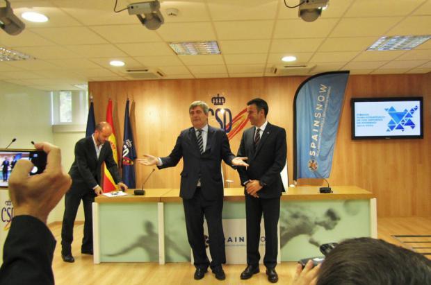 RFEDI desvela el Plan de futuro de los Deportes de Invierno en España