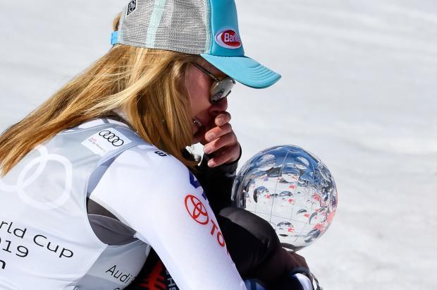 Mikaela Shiffrin recomienda esquiar en Soldeu en una entrevista en el New York Times