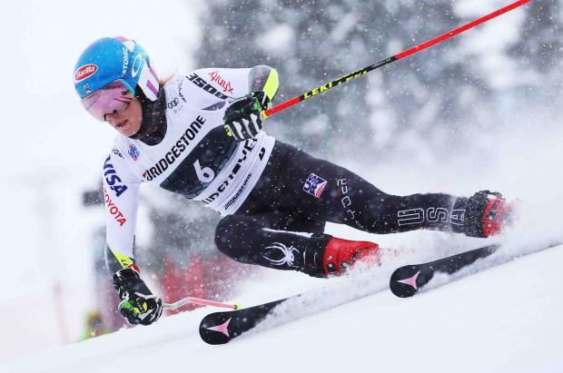 Mikaela Shiffrin gana el gigante de Courchevel y suma 49 victorias
