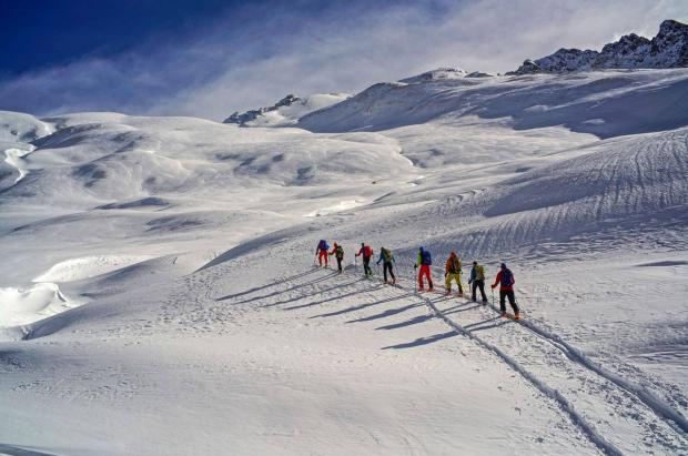 Los austriacos podrán volver a practicar esquí de travesía y de fondo a partir del 1 de mayo