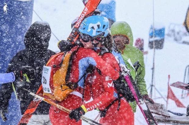 Kilian Jornet se impone Altitoy-Ternua 2016 con gran presencia del equipo de esquí de montaña de la FEDME