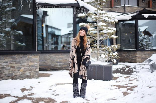 Los clásicos descansos se imponen de nuevo en las tendencias de calzado para la nieve