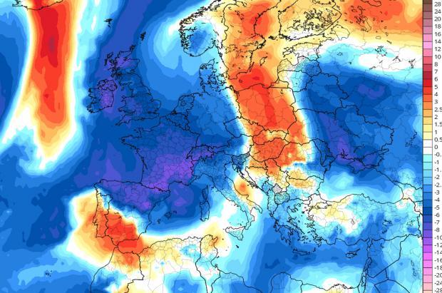 Previsión Meteo Fin de Semana y más allá: Abril llegaría con un importante cambio de tiempo y nevadas