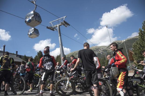 La Molina da el pistoletazo de salida al verano con la apertura del Bike Park