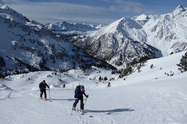 ¿Cómo lo hace la gente para intentar esquiar sin incumplir las normativas Covid?