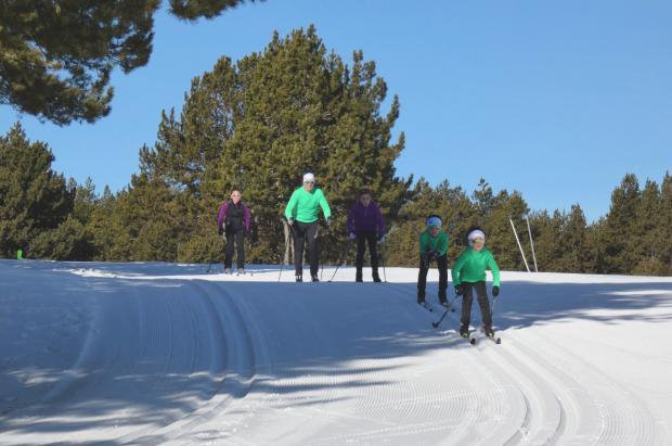 Balance Invierno Naturlandia: la covid reduce los visitantes en un 64%, pero aumenta el gasto medio