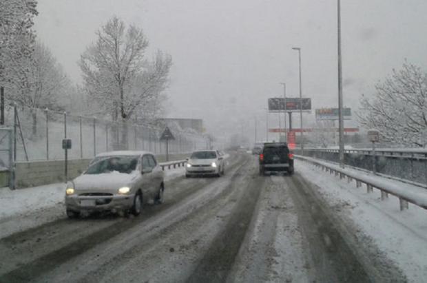 La nieve ha cambiado de colores en Andorra: Nuevo sistema de alertas para conducir con nieve