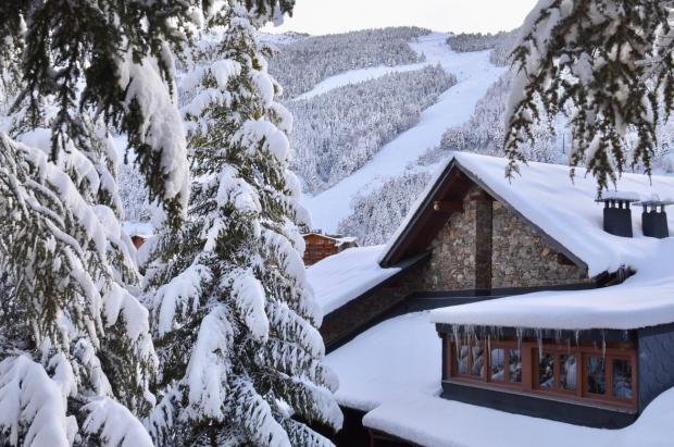 836 cm, récord histórico de nieve en Soldeu El Tarter (Grandvalira)
