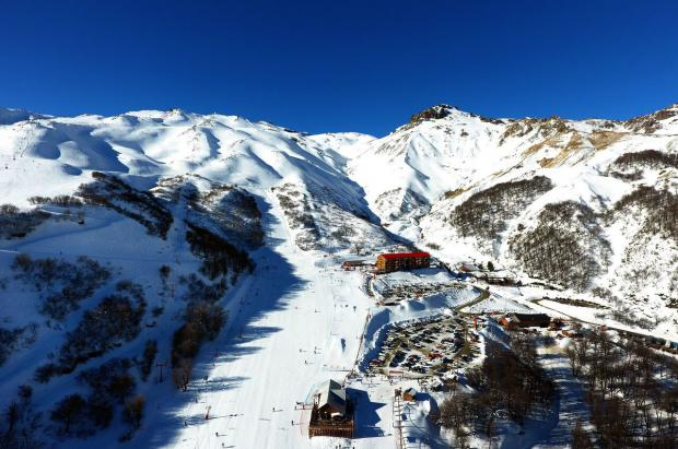 Nevados de Chillán prevé iniciar la temporada el 28 de junio