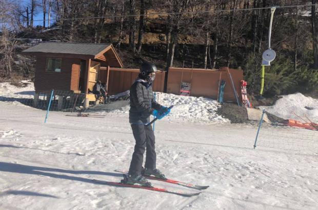 Chile adelanta el final de la temporada de esquí por la falta de nieve y las altas temperaturas