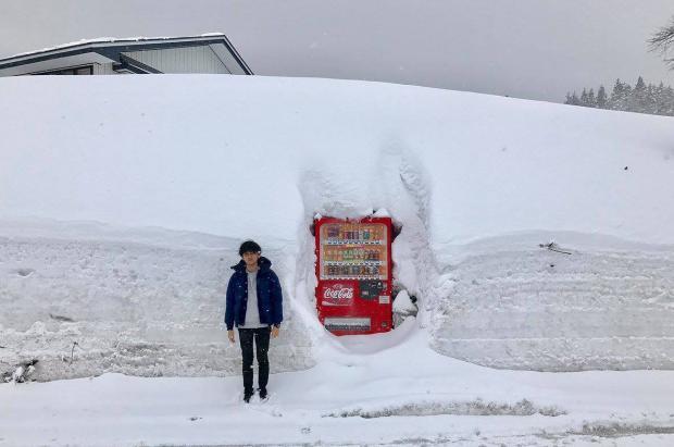 Mt. Baker y Niseko camino de récord con más de 5 metros de nieve acumulados