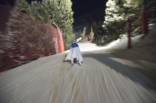 La mágica Noche de Papu llega a Vall de Núria